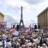各国でワクチン未接種者への行動制限に抗議するデモ、10万人超参加 写真16枚 国際ニ
